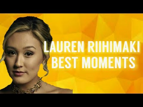Lauren Riihimaki BEST MOMENTS