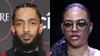 Nipsey Hussle's Sister Causes MAJOR CHAOS With This New Information Released!!