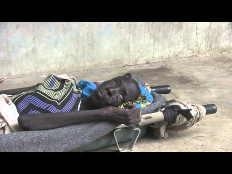 Aid agency struggles in S.Sudan after hospital destroyed