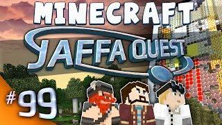 Minecraft - JaffaQuest 99 - Jaffa Industries Space Mining