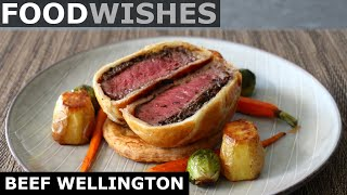 Easy Beef Wellington - Food Wishes