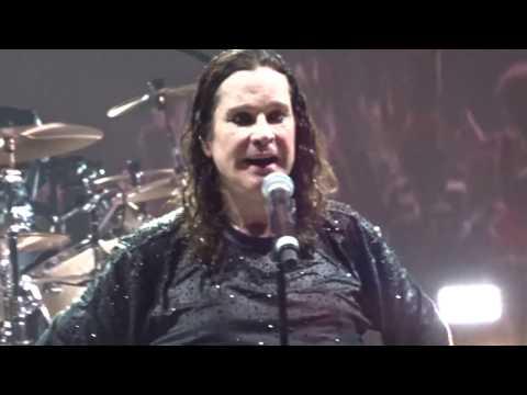 Black Sabbath, Paranoid, LAST SONG ever, FINAL SHOW, 040217, Birmingham