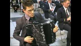 Le rossignol Montmartrois Alain Leducq Julien Gonzales Accordéon Harmonie Municipale d