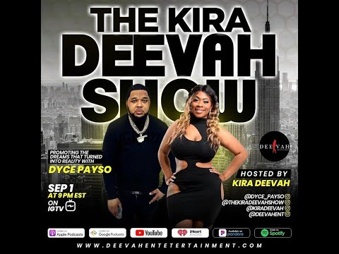 IGTV Interview: Dyce Payso | Kira Deevah