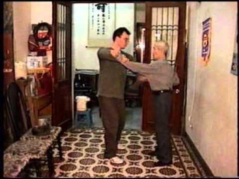 wingchun - woodendummy 108 - Master Phan Dương Bình