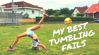 My funniest gymnastics fails!!