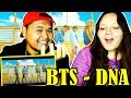 BTS (방탄소년단) 'DNA' Official Music Video | REACTION!