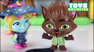 Netflix SUPER MONSTERS LOBO Slime Belly with Katya & Grr-Bus