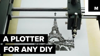 This plotter is perfect for DIY life