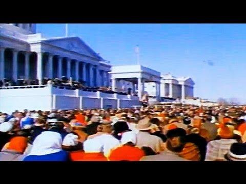 Presidential Inaugurations Since JFK