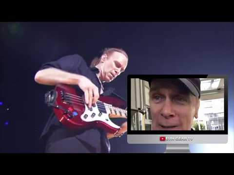 Bassist Billy Sheehan EVH Gear TV Show ID
