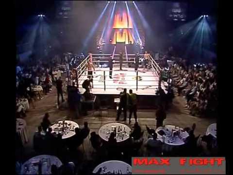 Dean Topalski vs. Ivan Simich/MAXFIGHT-21/