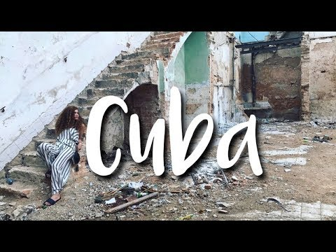 THE REAL CUBA (pt. 1) | VLOG