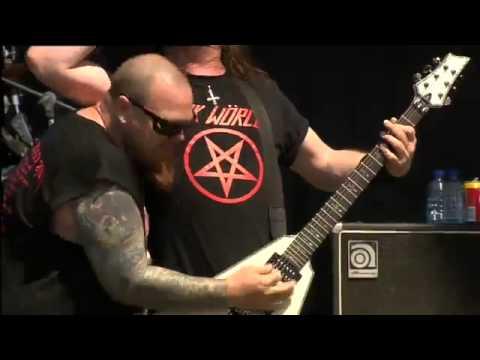 Exodus live at Graspop Metal Meeting full...