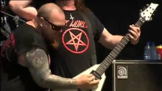 Exodus live at Graspop Metal Meeting full concert
