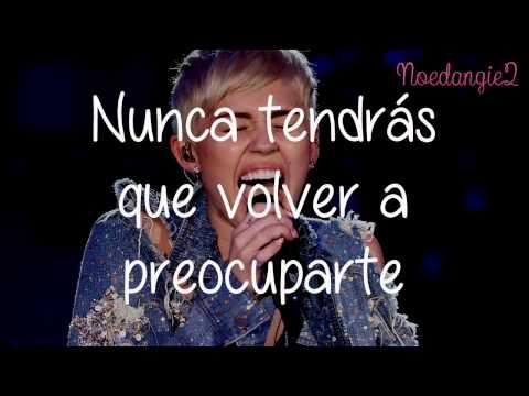 Miley Cyrus - I'll Take care Of You (Subtitulada)