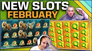 Best New Slots of February 2019