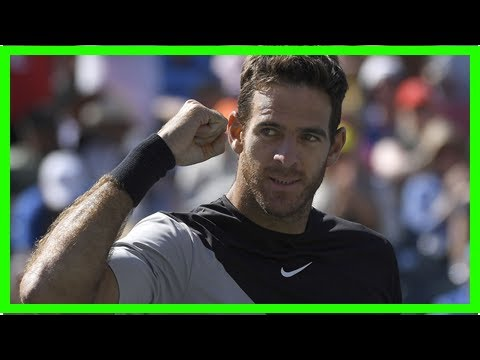 Breaking News | Del Potro vann Indian Wells