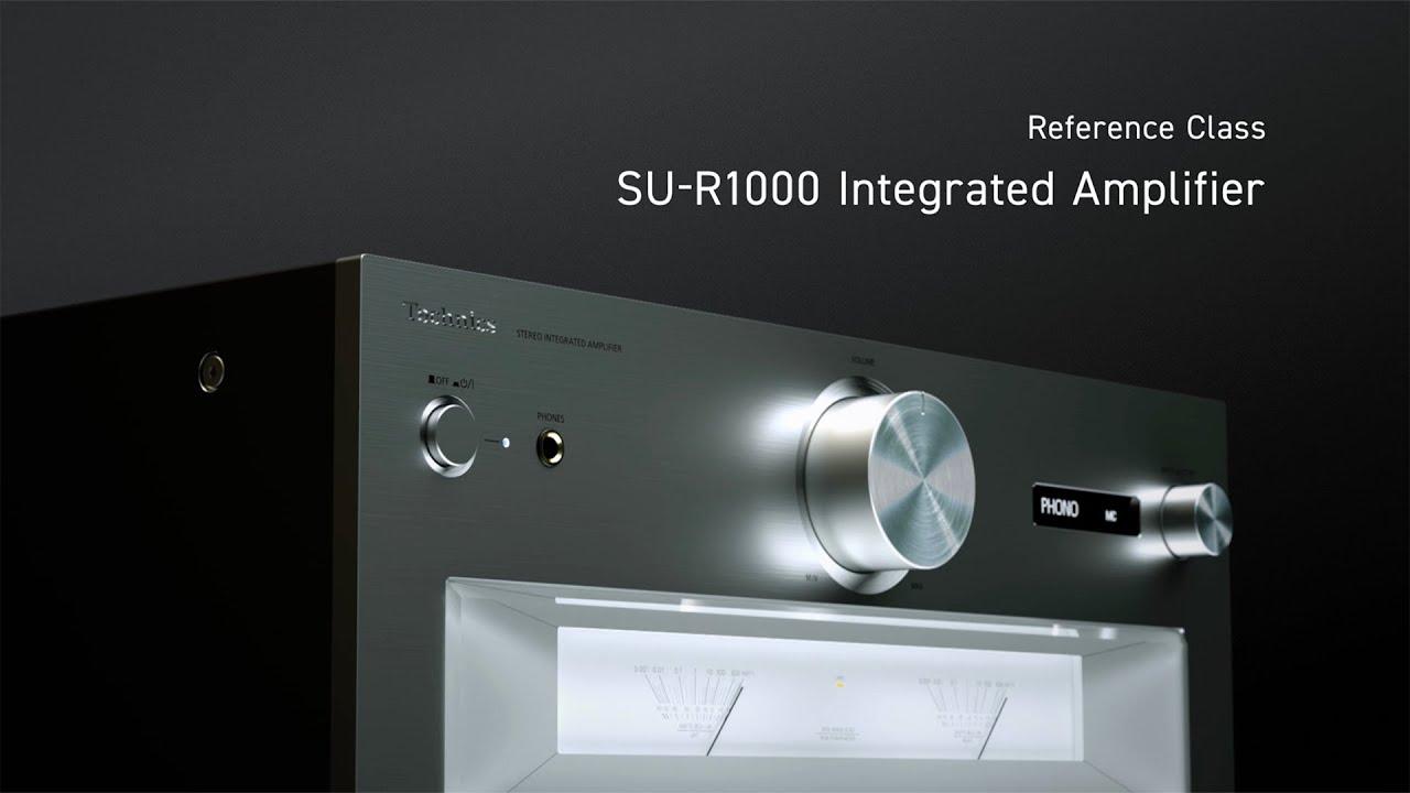Technics SU-R1000 Verstärker - Puls Hifi Musik & Wohnen