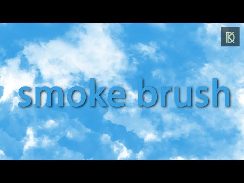 How To Make Smoke Brush In Photoshop