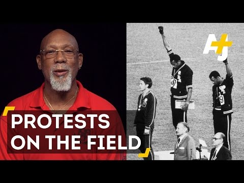 Olympian John Carlos On The Power Of Protest