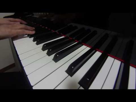 アドリアの海へ☆久石譲 Adriatic to the sea/Joe Hisaishi ピアノアレンジ