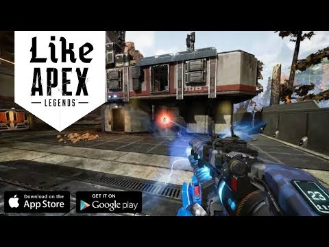 🎮 Top 5 Games Like Apex Legends For Android/iOS