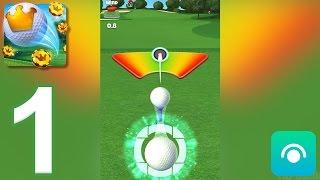 Golf Clash - Gameplay Walkthrough Part 1 - Tour 1 (iOS, Android)