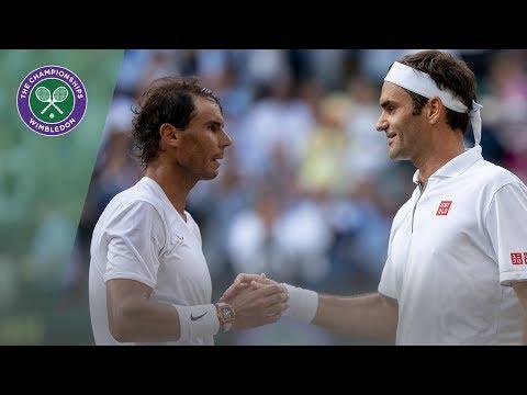 Roger Federer vs