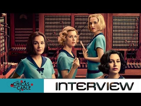 Las Chicas del Cable: Interview mit den Hauptdarstellerinnen zur Netflix-Serie