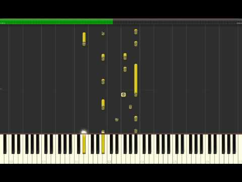Simple Plan - Untitled (Piano on Synthesia)