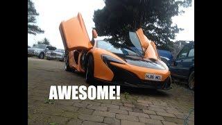 McLaren 650S Can-Am 2016 Videos