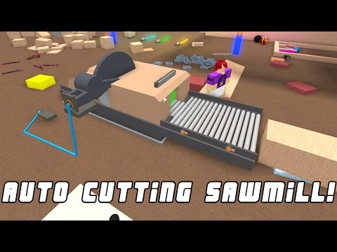 how to get the big saw in lumber tycoon 2