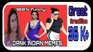 DANK INDIAN MEMES || SWAMI G KI SHAPATH || AJAY DEVGAN ON TIK TOK || great india