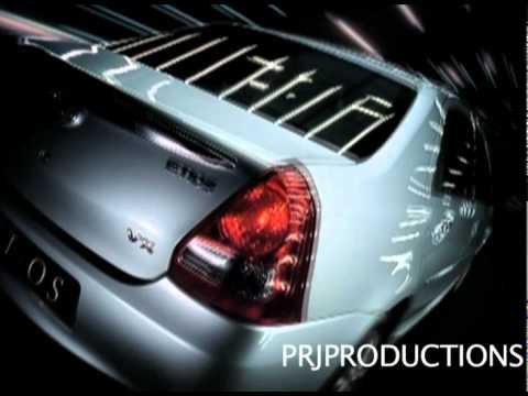 Toyota Etios Launch in Bangalore, India