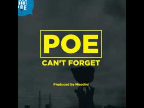 Poe – Can't Forget( Official Audio) NEW MUSIC 2016