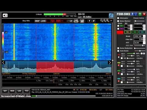 MW DX: IRIB Radio Tabriz 702 kHz received in Germany