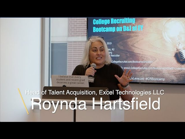 Closing Keynote   Diversity & Inclusion Winning over the C Suite, Roynda Hartsfield, CIA