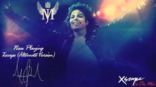 Michael Jackson - Xscape (Alternate Version)