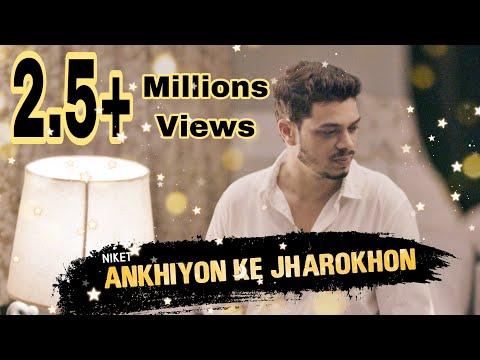 Ankhiyon Ke Jharokhon Se Cover | Niket | Hemlata | Ravindra Jain | Sachin | Ranjeeta | AKJS