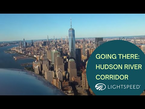 Flying the Hudson River Exclusion Zone