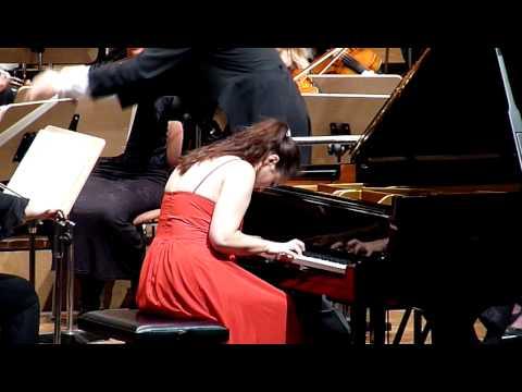 Ana Marija Markovina, Grieg a-moll Konzert 3. Satz