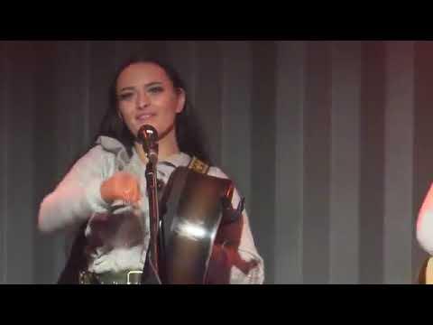 LIVE ON STAGE - MACA - ( Irish music magazine ) ( IRISH MUSIC )