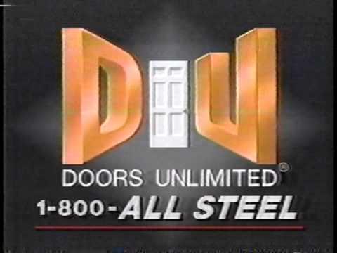 Doors Unlimited ♫ Commercial Jingle & Doors Unlimited ♫ Commercial Jingle - YouTube