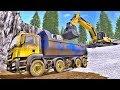 Farming simulator 2017 - Sand, gravel production
