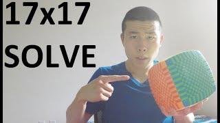 17x17 Rubik