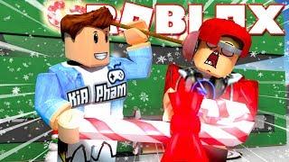 Roblox | FABBRICA caramelle Natale albero WC-2 giocatore Candy Tycoon | Rottura di Kia