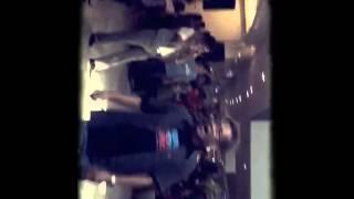 Papa's flashmob perf