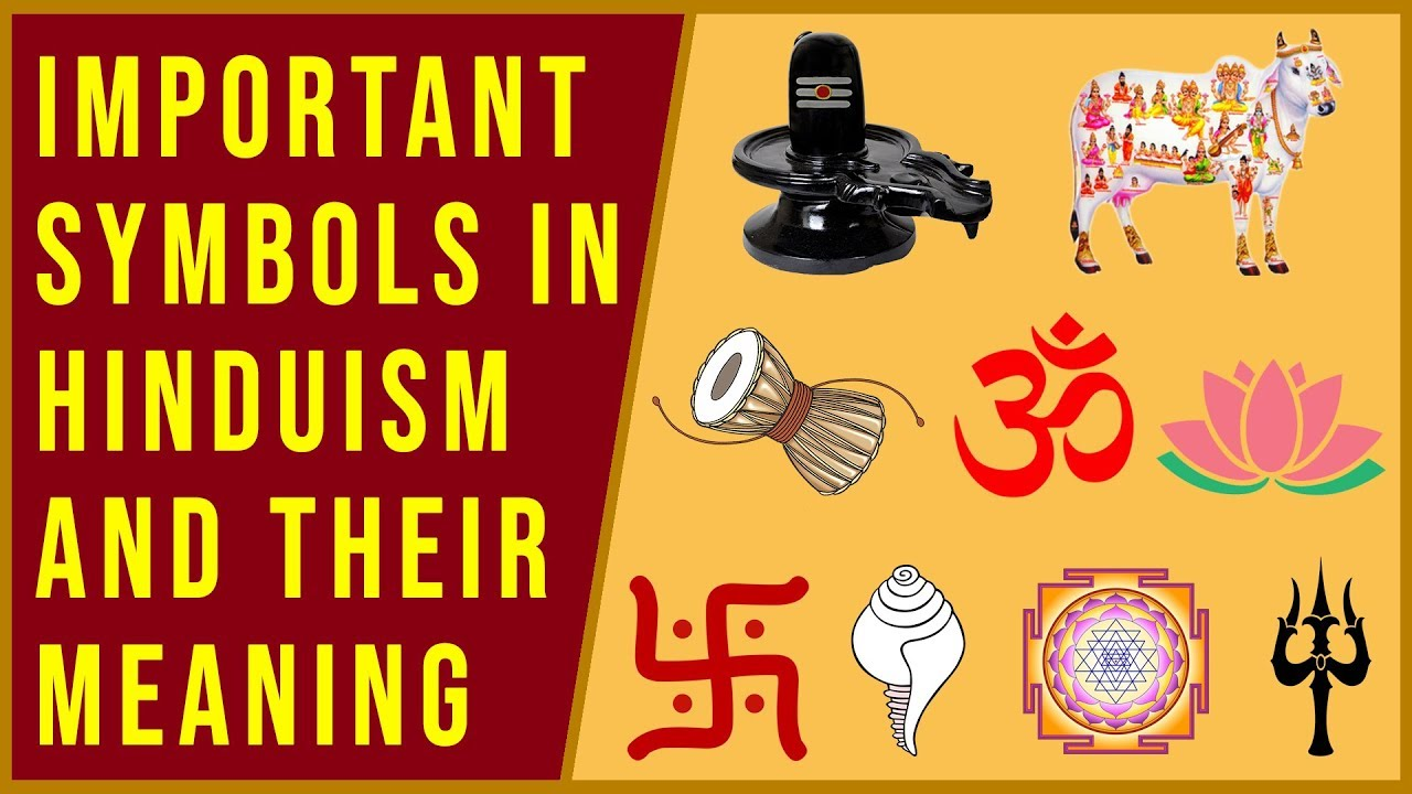 Most Important Hindu Symbols and Their Meaning - YouTube
