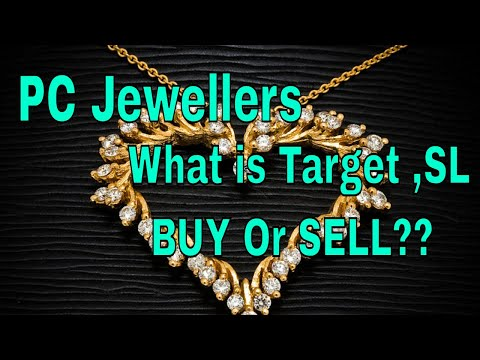 PC Jewellers Buy Or Sell  | PC Jewelers Target, Support || Trade Talk